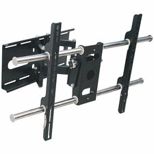 "Full Motion Articulating Arm/Tilt/Swivel/Pan Universal Wall Mount for 37"" - 60"" Plasma/LED/LCD"