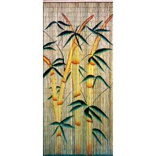 Bamboo Forest Single Curtain Panel