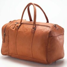 "Vachetta 20"" Leather Travel Duffel"