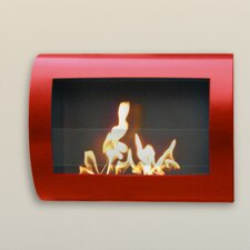 Chelsea Wall Mount Bio Ethanol Fireplace