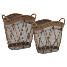 2-Piece Dolan Basket Set