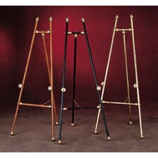 0990No. 191 Solid Brass Easel