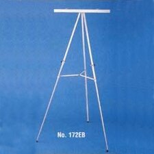 No. 172E/B Display Easel with Optional Flipchart Clamp