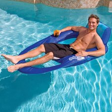 Extra Large Spring Recliner Pool Lounger