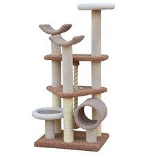 """69"""" Elegant Multi Level Cat Tree"""