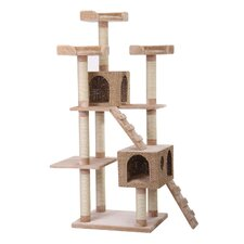 "73"" Luxury Cat Tree"