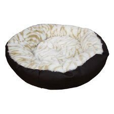 Extra Warm Donut Dog Bed