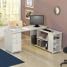 L Shaped Computer Work Station Desk