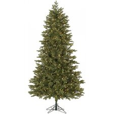 14' Slim Balsam Fir Christmas Tree