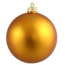 UV Drilled Ball Ornament (Set of 4)