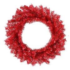 Red Mini Décor Wreath (Set of 2)