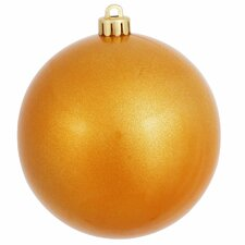 UV Drilled Candy Ball Ornament (Set of 6)