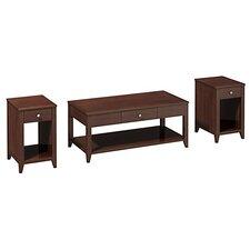 Americana 3 Piece Coffee Table Set