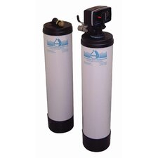 Backwashing Double Tank Whole House Filter