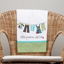 Clothe Yourself with Love Tea Towel