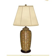 """Brookhaven 29"""" H Table Lamp with Empire Shade"""