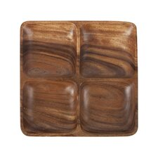 Acacia Perfectly Square Entertainment Platter