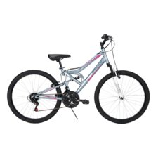 "Women's 26"" Highland Dual Suspension Mountain Bike"