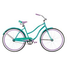 "Women's Good Vibrations 26"" Classic Cruiser Bike"