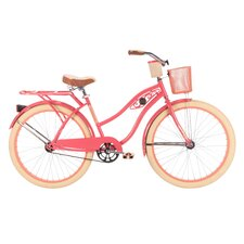 "Women's Deluxe 26"" Classic Cruiser Bike"
