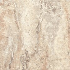 "DuraCeramic Roman Elegance 16"" x 16"" x 4.06mm Luxury Vinyl Tile in Warm Clay"