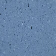 "Alternatives 12"" x 12"" x 3.18mm Luxury Vinyl Tile in Horizon Blue"