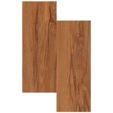 "Endurance 6"" x 36"" x 2mm Luxury Vinyl Plank in Nutmeg"