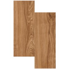 "Endurance 4"" x 36"" x 2mm Luxury Vinyl Plank in Chestnut"