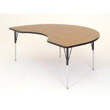 Kidney Classroom Table
