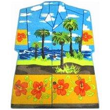 Supreme Hawaiian Shirt Area Rug