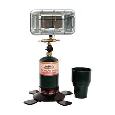 3,000 BTU Portable Propane Tank Top Heater