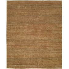 Illusions Gold/Green Area Rug