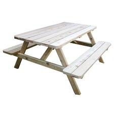 Cedar Picnic Table