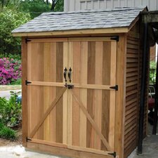 Maximizer 6 Ft. W x 6 Ft. D Wood Storage Shed