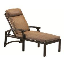 Mondovi Chaise Lounge with Cushion