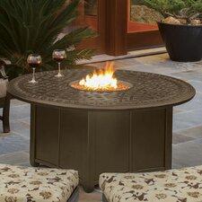 Garden Terrace Fire Pit Table