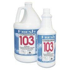 Conqueror 103 Odor Counteractant Concentrate - 32 Oz / 12 per Case