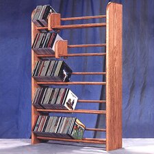 500 Series 275 CD Multimedia Storage Rack