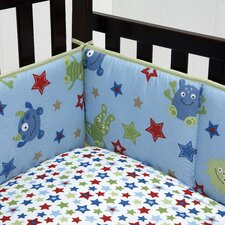 Monster Babies Traditional 4-Sided Bumper