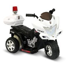 Lil Patrol 6V Battery Powered Motorcycle