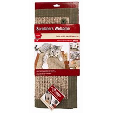 Welcome Sisal Scratching Board
