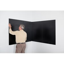 Rocada Skin Wall Mounted Magnetic Chalkboard