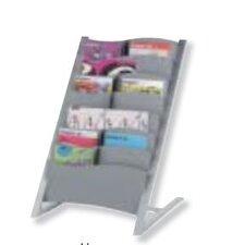 14 Pocket Floor Literature Display