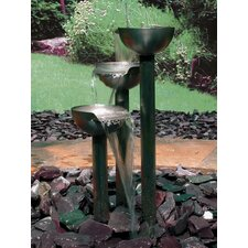 Stainless Steel Tier 3 Fountain