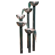 Stainless Steel Tier 5 Fountain