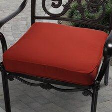 Outdoor Sunbrella Dining Chair Cushion