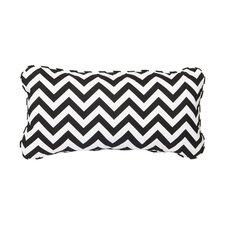 Stella Chevron Indoor/Outdoor Lumbar Pillow (Set of 2)