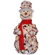 Decorative Décor Snowman Christmas Decoration