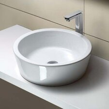 Traccia Round Bathroom Sink