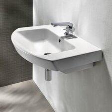 Modo Contemporary Design Curved Bathroom Sink